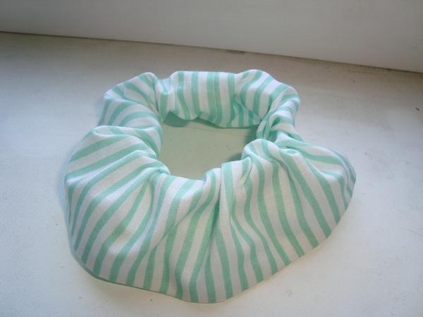 резинка для волос из ткани мастер-класс
