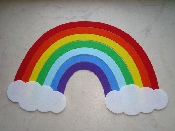 игрушки из фетра шаблоны